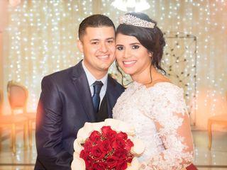 O casamento de Allana e Ramon