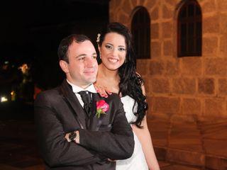 O casamento de Fabiola e Robinson