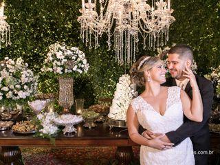 O casamento de Lívia e Carlos Eduardo