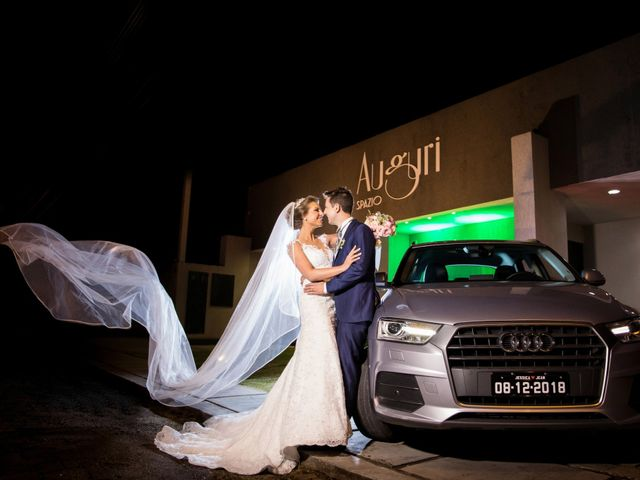O casamento de Jessica e Jean