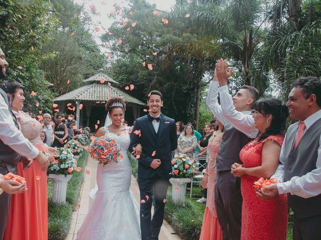 O casamento de Laura e walace