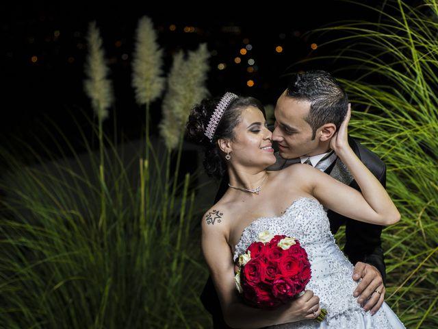 O casamento de Daniel e Ariane