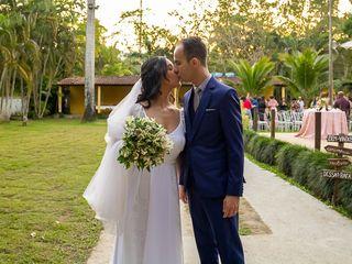 O casamento de Andressa e Rafael 3