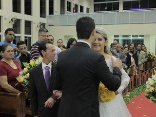O casamento de Camila  e Levi 1