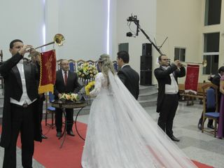 O casamento de Camila  e Levi 3
