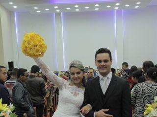 O casamento de Camila  e Levi