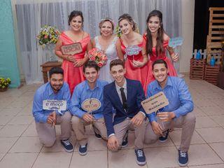 O casamento de Amanda e Alan 1