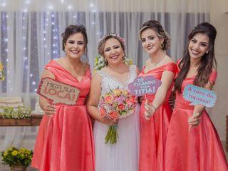 O casamento de Amanda e Alan 2
