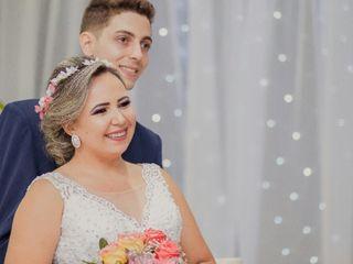 O casamento de Amanda e Alan