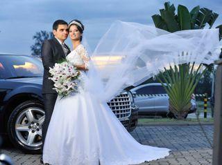 O casamento de Janaína e Fernando 1