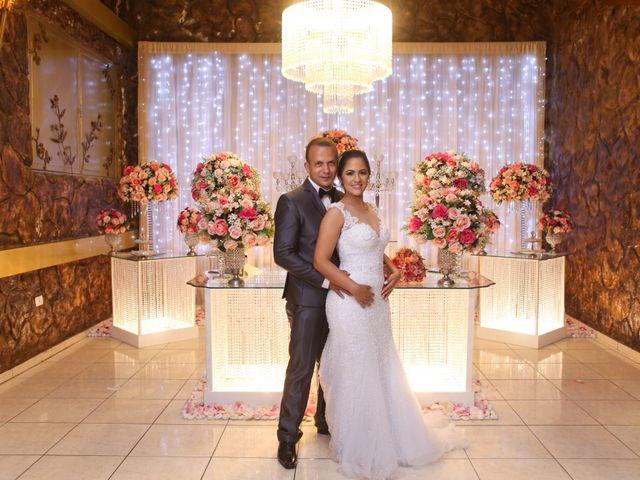O casamento de Débora e Fernando