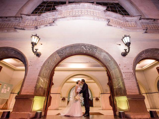 O casamento de Val e Rodrigo