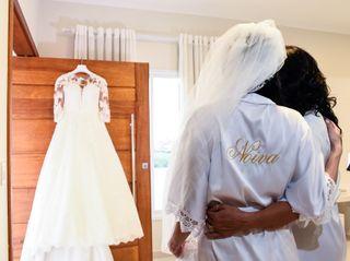 O casamento de Aline e Douglas 2