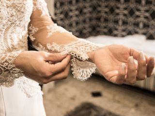 O casamento de Laura e Randal 2