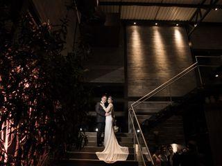 O casamento de Laura e Randal