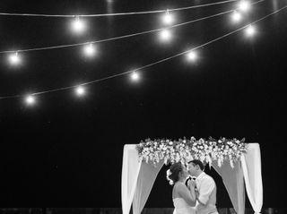 O casamento de Luciana e Guilherme