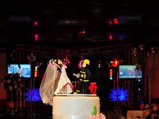 O casamento de Amanda e Mardel 2