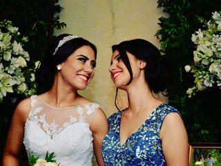 O casamento de Mariana e Henrique
