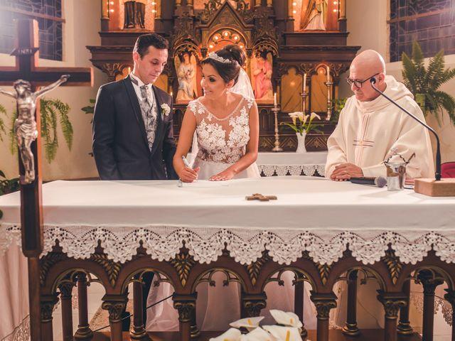 O casamento de Marilia e Joaquim