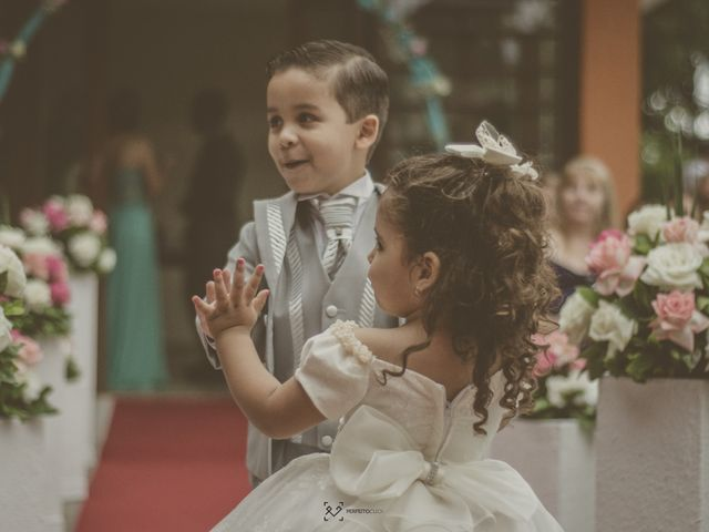 O casamento de Karina e Rodrigo