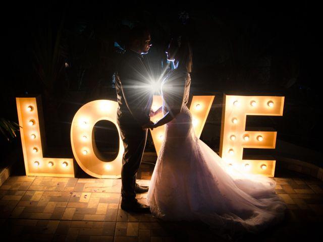 O casamento de Angélica e Daniel