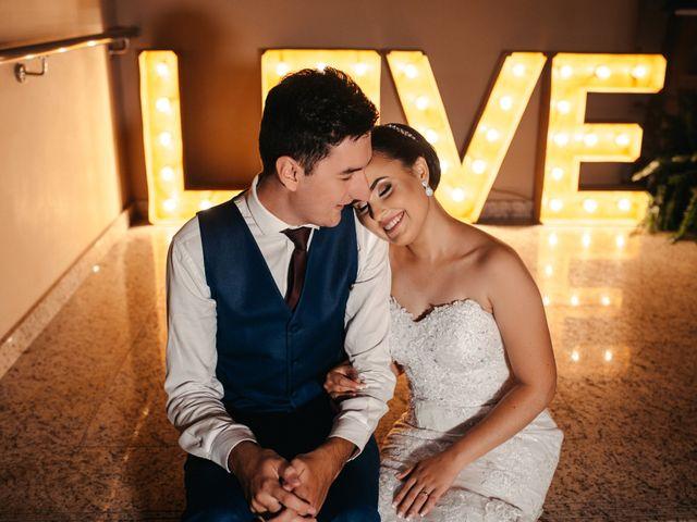 O casamento de Nai e Igor