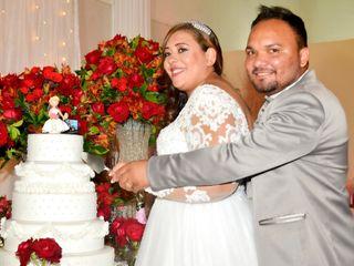 O casamento de Vanessa e Lucas