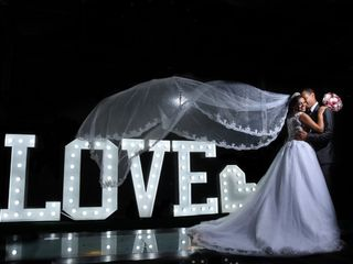 O casamento de Rafaela e Josei