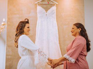 O casamento de Meriele e Vitor 1