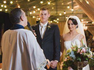 O casamento de Laiani e Welliton