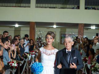 O casamento de Carla Fernanda e Wesley 2