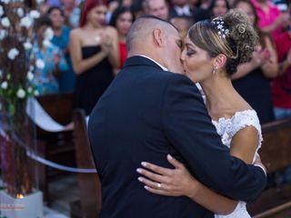 O casamento de Carla Fernanda e Wesley