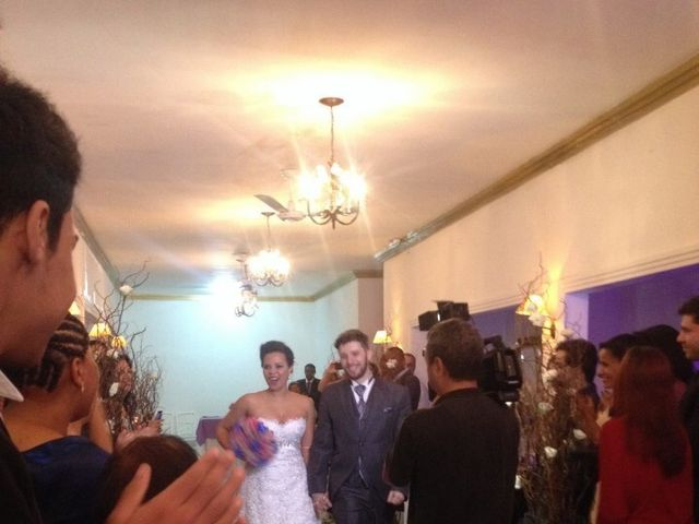 O casamento de Dennys e Priscila  em São Paulo, São Paulo 13