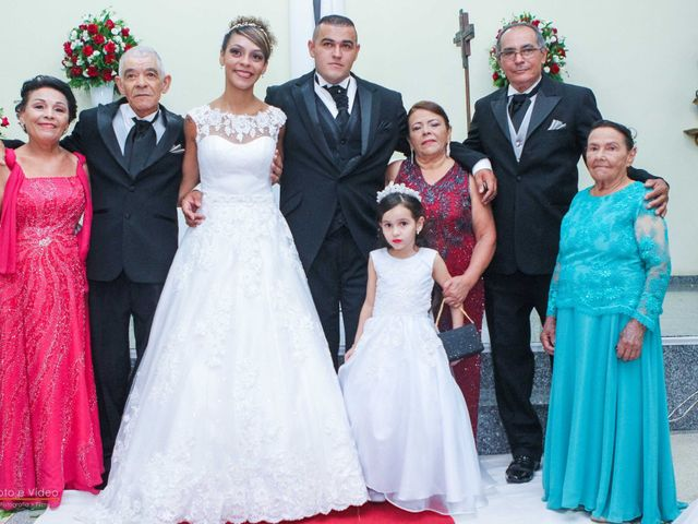 O casamento de Wesley e Carla Fernanda em Embu, São Paulo 1