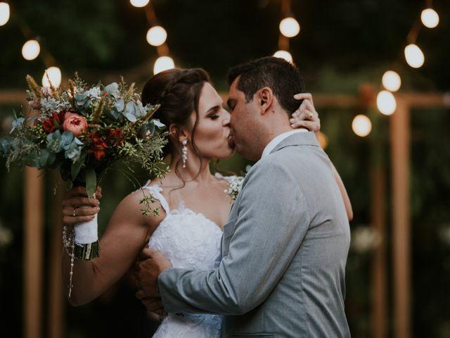 O casamento de Taise e Marcos