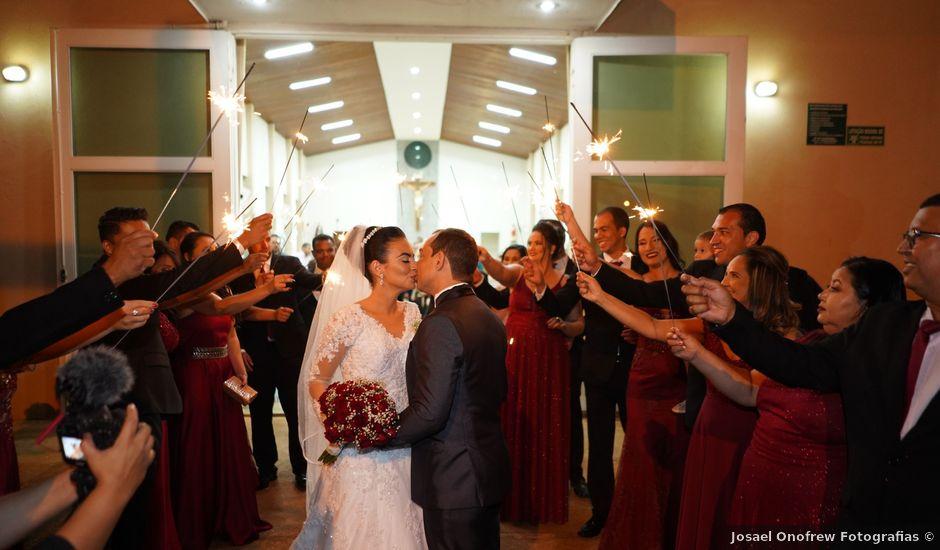 O casamento de Robson e Iara em Uberlândia, Minas Gerais