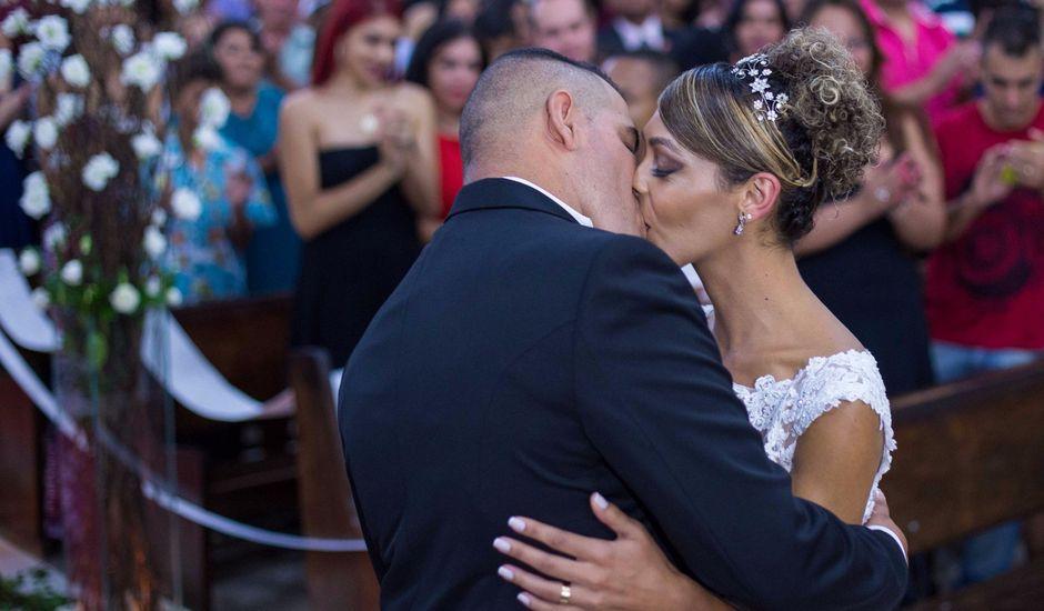 O casamento de Wesley e Carla Fernanda em Embu, São Paulo