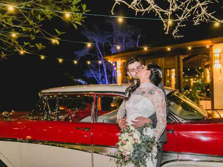 O casamento de Livia e Danilo