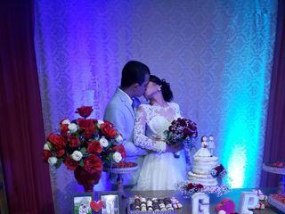 O casamento de Gracilene e Paulo