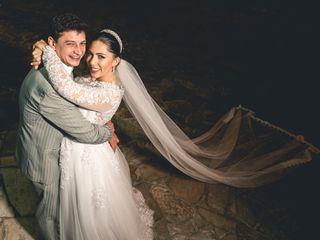 O casamento de Fernanda e Marcos