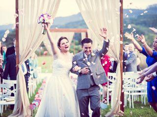 O casamento de Débora e Rodrigo