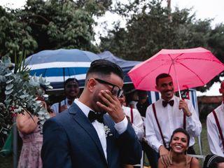 O casamento de Gabrielle e Renato Junior 2