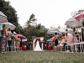 O casamento de Gabrielle e Renato Junior 3