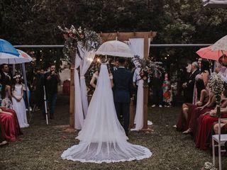 O casamento de Gabrielle e Renato Junior