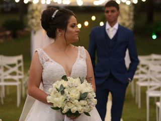 O casamento de Isabela Nascimento  e Jeferson Leonardo