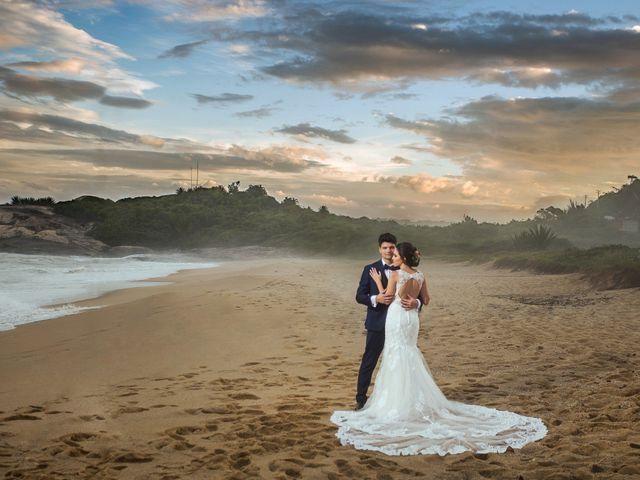 O casamento de Jessica e Willon