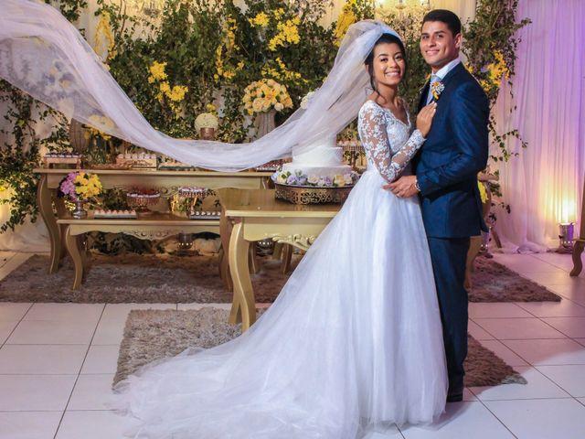 O casamento de Elilde e Jango