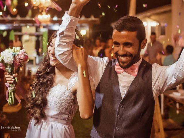 O casamento de Girlene e Lucas