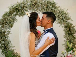 O casamento de Tiago e Elisabete 2