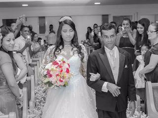 O casamento de Cristiane e Jean 2